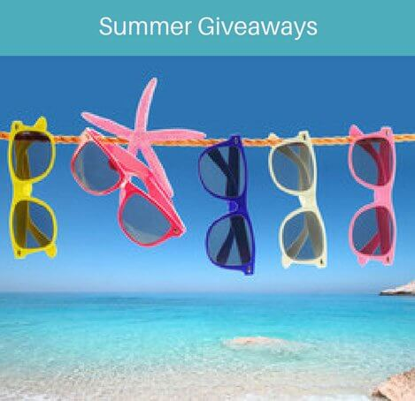 Summer Giveaways
