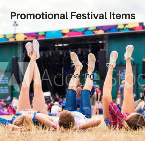 Festival Promotional Products