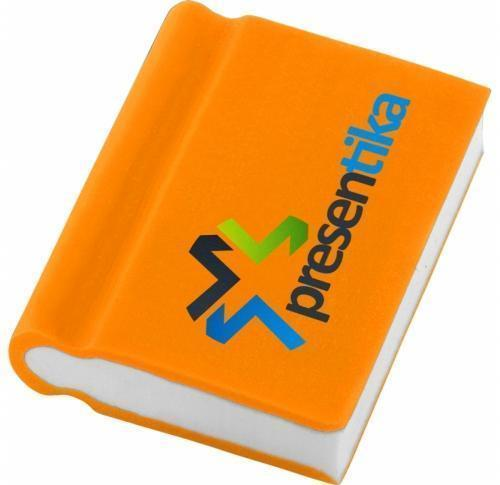 Promotional Book Shaped Eraser