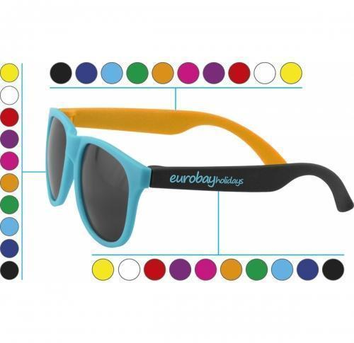 Promotional Fiesta Plastic Sunglasses - Mix 'N' Match