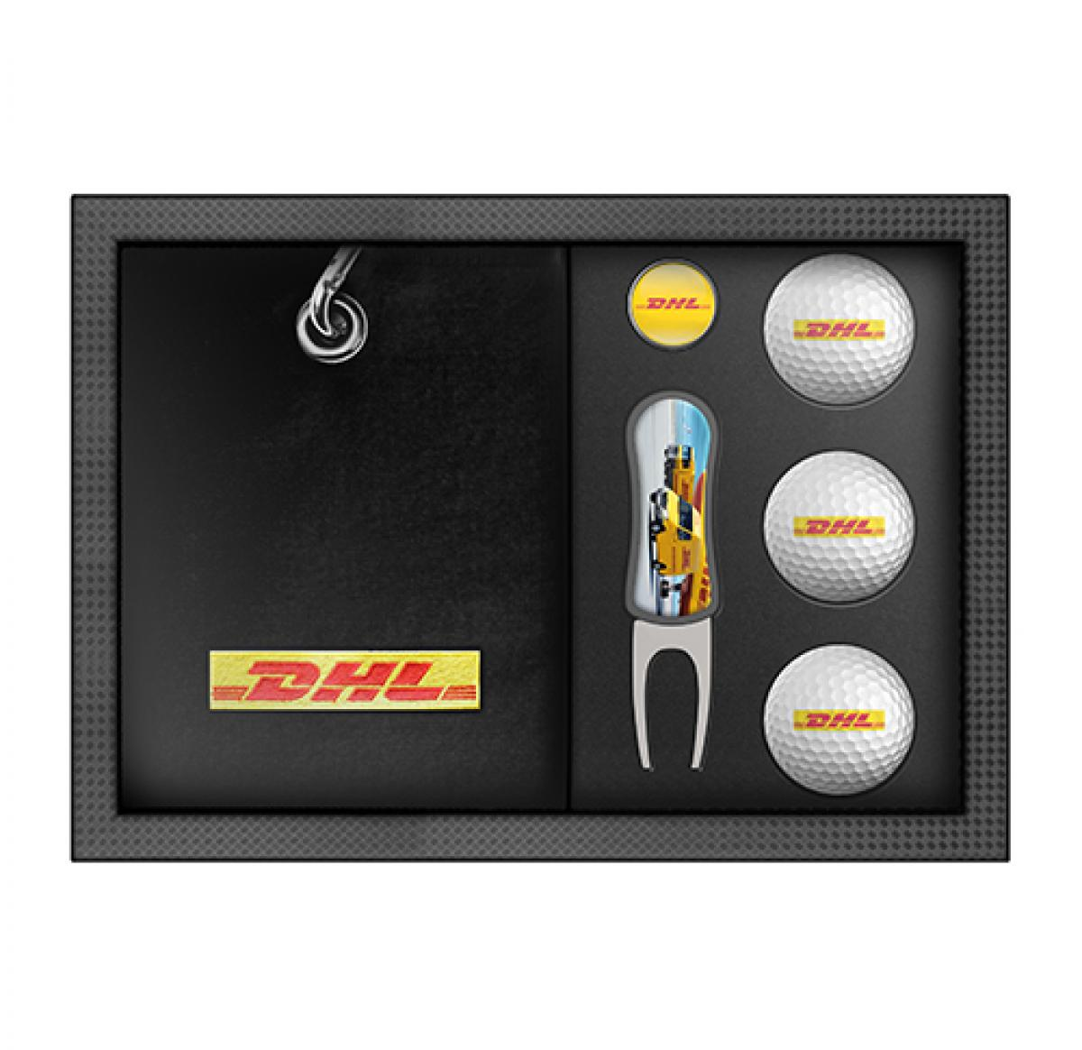 Golf Gift Box 3 - Buy Promotional Products UK | Corporate Gifts | Promotional Items
