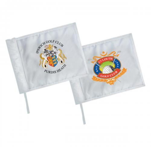 Event Pin Golf Flag