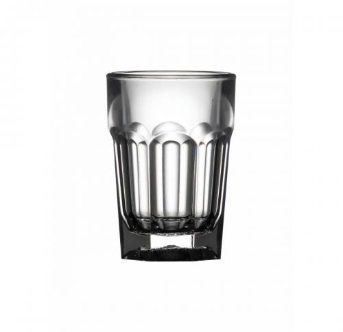 Plastic Premium Remedy Rocks 25ml Shot Glass