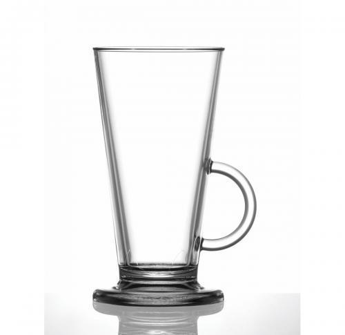 Latte Coffee Glass