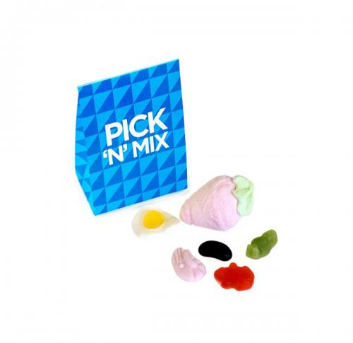 Branded Pick N Mix foam & jelly sweets