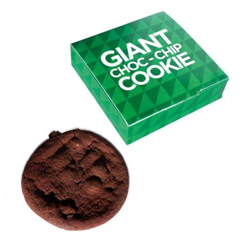 Private Label Logo Giant Choc Chip Cookie