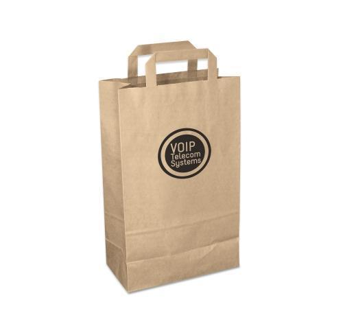 Green & Good Paper Carrier Bag Medium - recycled Paper