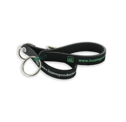 Green & Good Tyre  Ad Loop Keyring - Recycled