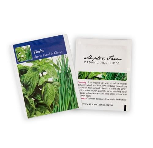 Green & Good Standard Seed Packet