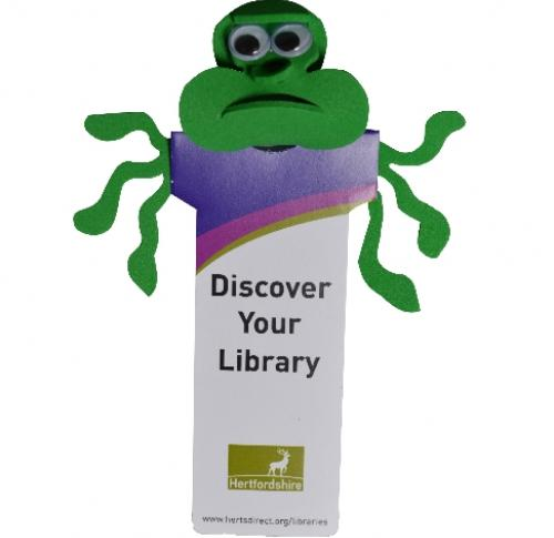 Bookmark -  Octopus