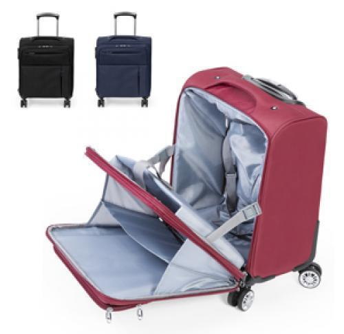 Promotional 4 Wheeled Trolley Case 15
