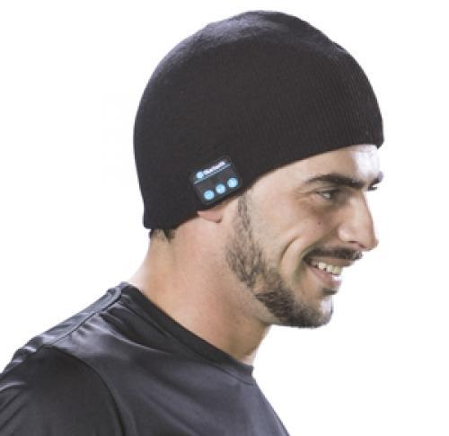 Beanie Hat with Earphones