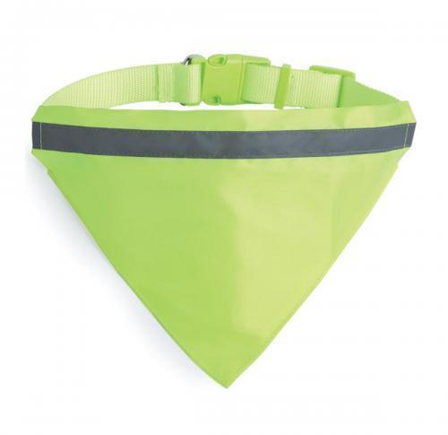 Hi Visibility Dog Bandana Pet Collar Bipols