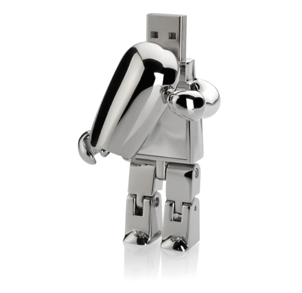 METAL USB PEOPLE Flash Drive