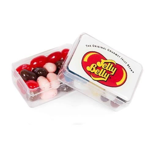 Small Rectangular Pot Of Jelly Belly Beans