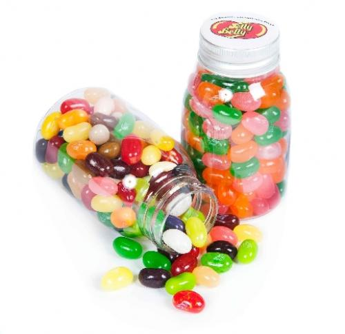Middy Jar Of Jelly Belly Beans