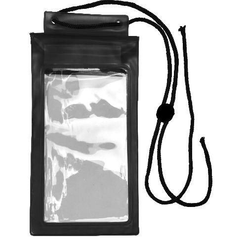 Plastic Waterproof Protective Pouch For Mobile Devices