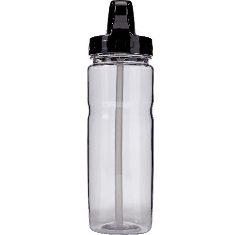 Transparent Water Bottle (550ml)