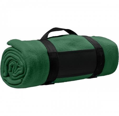 Branded Fleece Travel Blanket