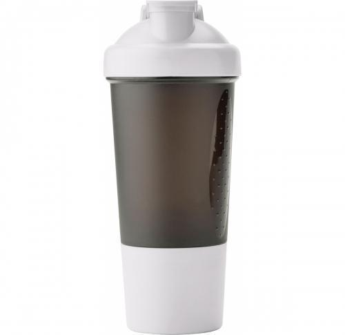 Personalised Plastic 500ml Protein Shaker