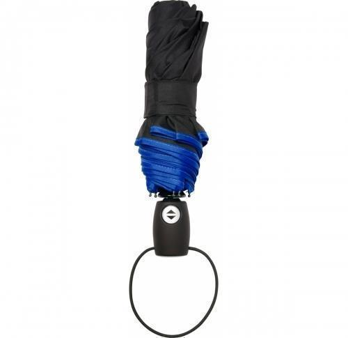 Automatic opening and closing windproof umbrella