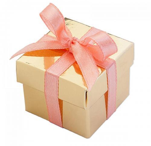 Single Gift Boxed Chocolate Praline