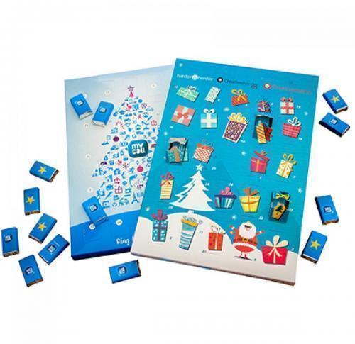 Promotional Advent Calendar 24 Doors