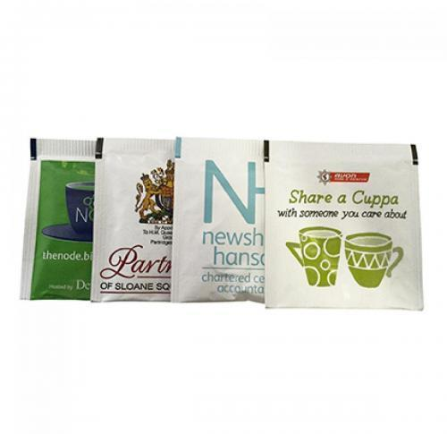 Logo Promotional tea bag