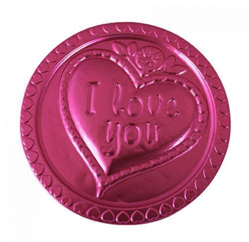 Personalised Chocolate coin Medal 100mm