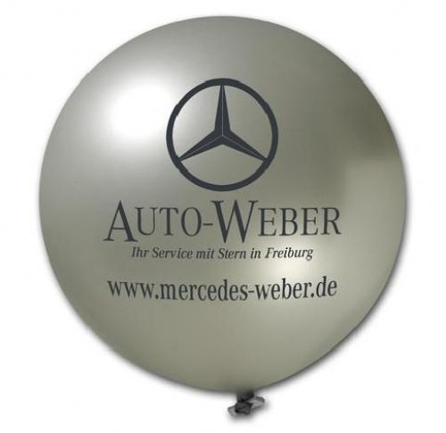 Giant Printed Balloons - Available As 24 inch or 36 inch