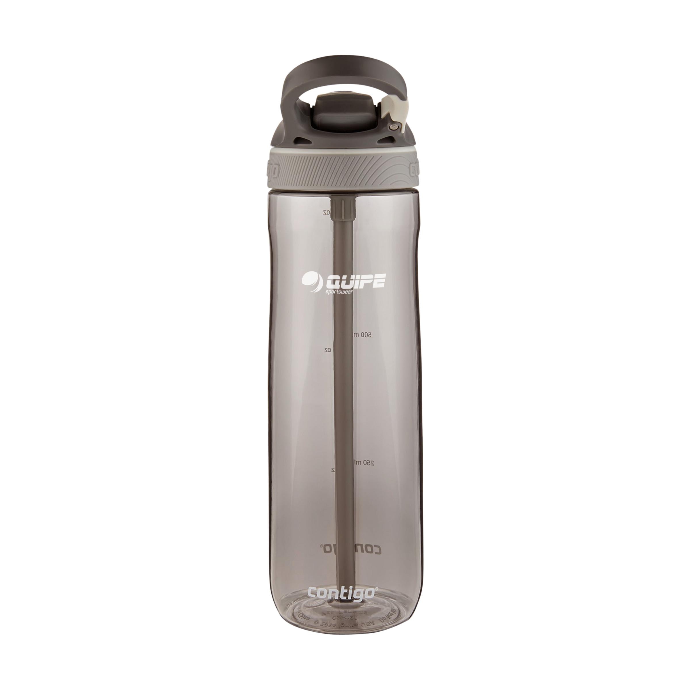 Branded Contigo Cortland Sports Water Bottle With Straw