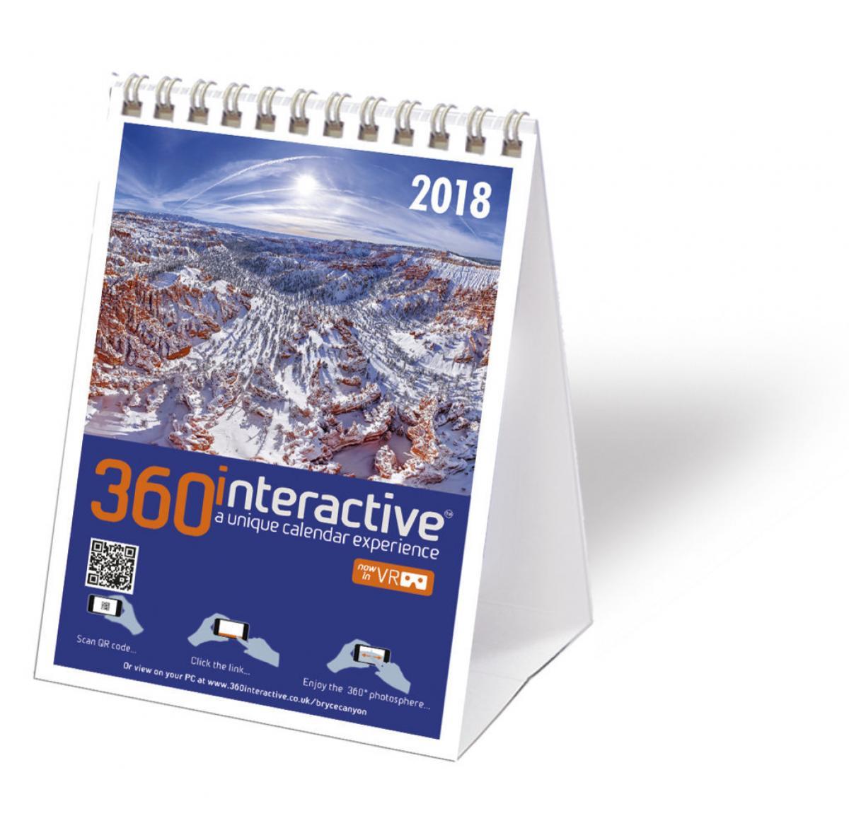 360interactive Mini-Desk Calendar 2021 NEW - Buy ...