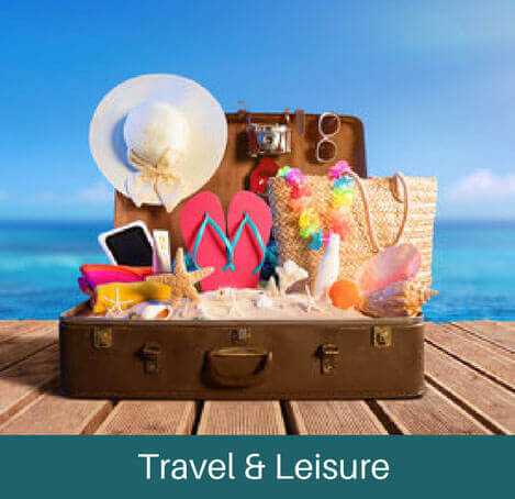 Buy Promotional Travel & Leisure