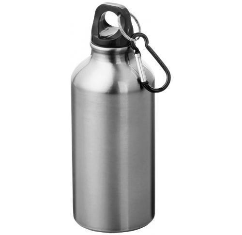 Aluminium Oregon Drinking Bottle With Karabiner