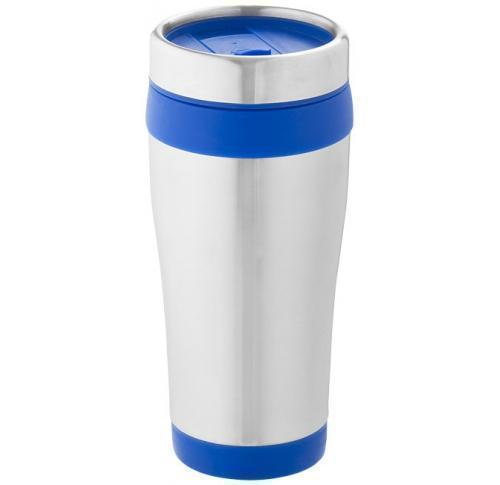 Stainless Steel Elwood Insulating Thermal Travel Mug 470ml