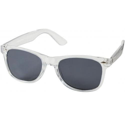 Sun Ray Promotional Sunglasses Crystal