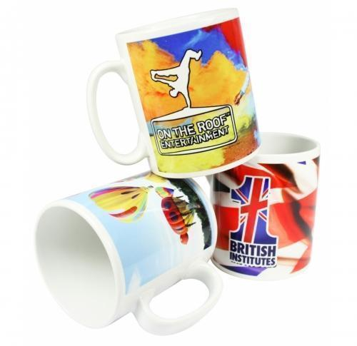 Durham Millennium Dye Sub Photo Mug