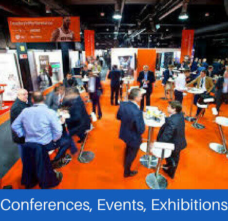 Buy Promotional Conference & Events